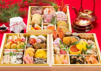 八王子日本閣 特製おせち料理